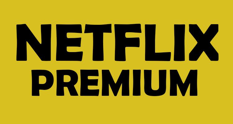 Фотография netflix premium аккаунт + 3 месяца + гарантия