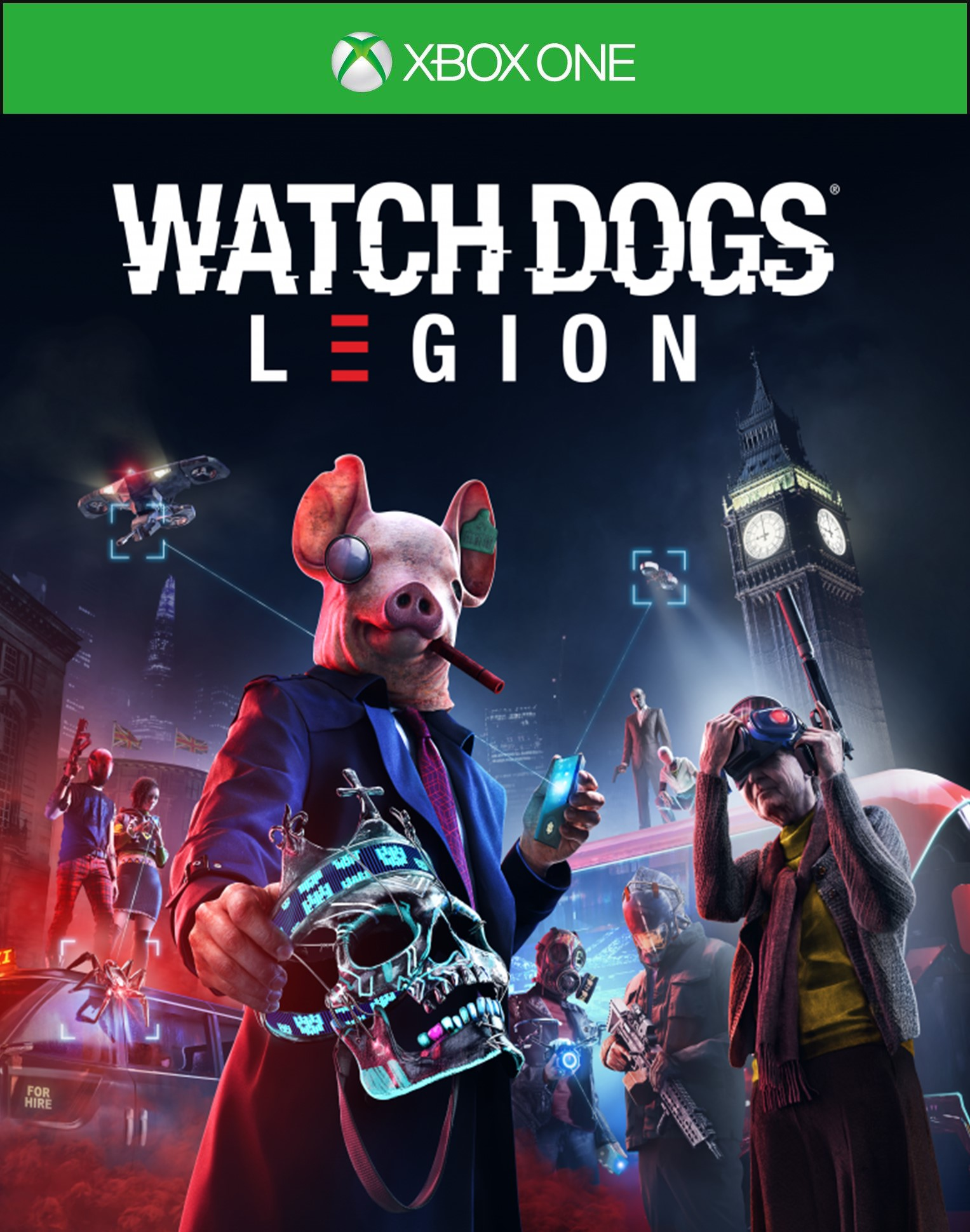 Фотография watch dogs: legion аренда для xbox one ✔️