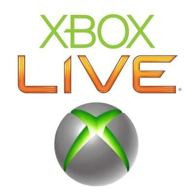 XBOX LIVE GOLD CARD 48 HOUR TRIAL x360&xOne - DISCOUNTS