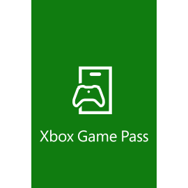 XBOX GAME PASS 1 + 1 Month (Xbox One/Xbox One like App)
