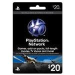Playstation Network PSN $20 (USA)  - SUPERDISCOUNTS