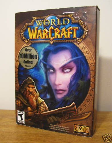 WoW BATTLECHEST CD-KEY US + LEGION INCLUDED + 30 DAYS