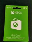 XBOX LIVE 25 GBP GIFT CARD  (ВЕЛИКОБРИТАНИЯ) - СКИДКИ