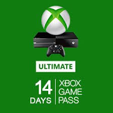 Xbox Game Pass Ultimate 14 Days Renew + 1 Month
