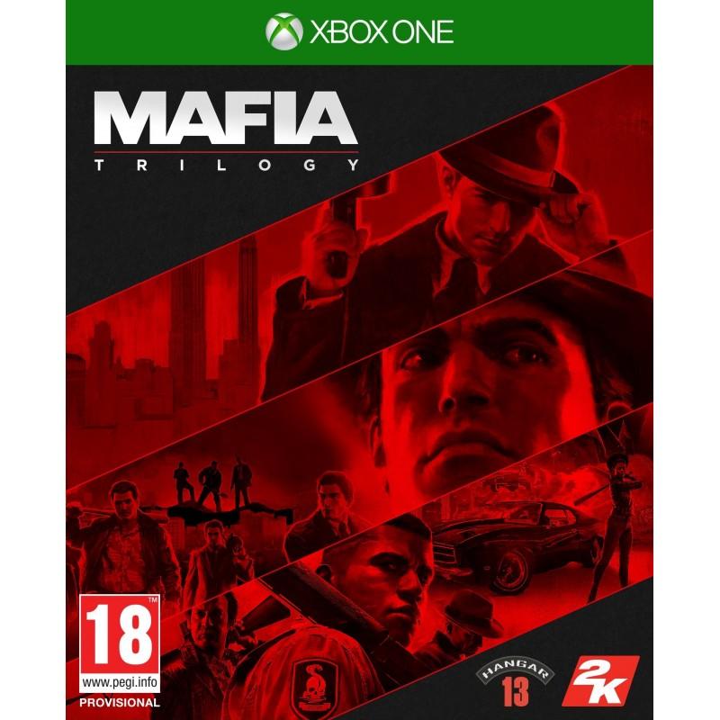 Купить Mafia Trilogy I, II, III Definitive Edition (Xbox One) и скачать