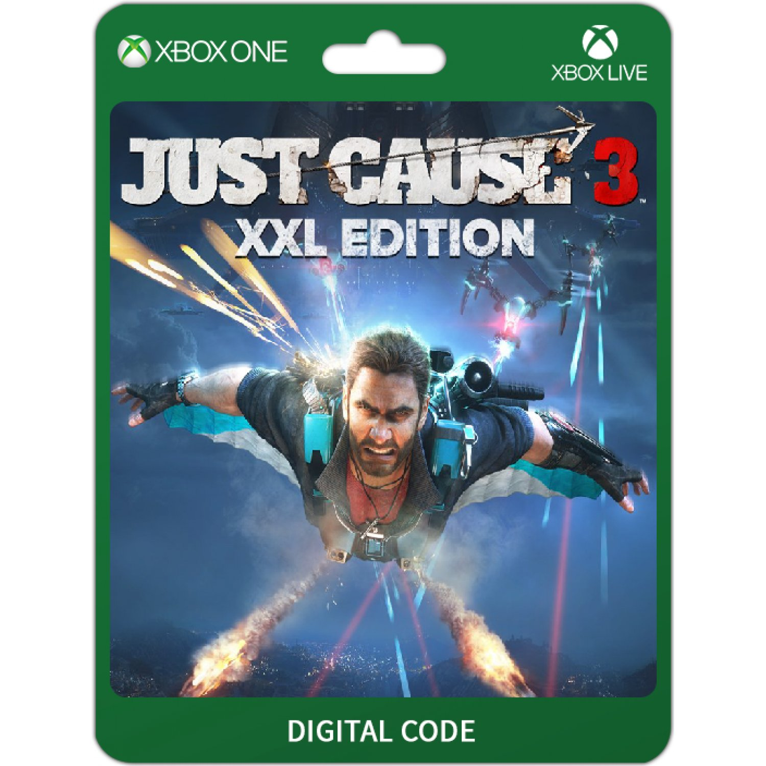 Just Cause 3: XXL Edition (Xbox One) Ключ
