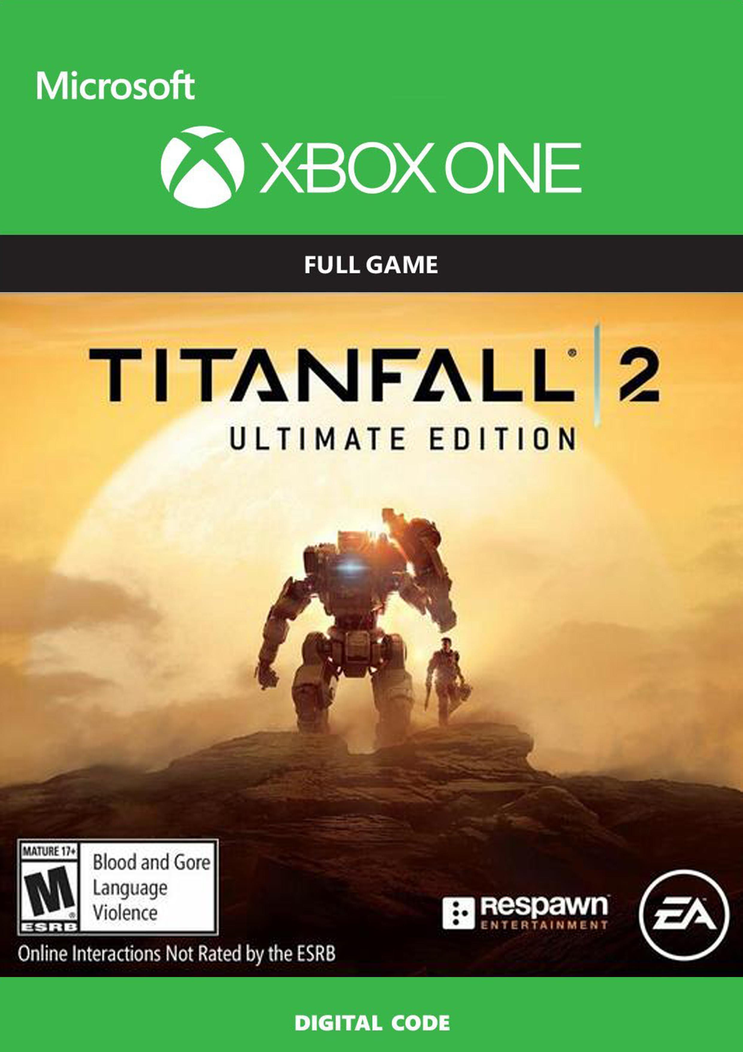 Titanfall 2 Ultimate  (Xbox One / SERIES X|S) Ключ🔑