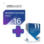 VMware Workstation 16 PRO + VMWARE FUSION 11 PRO MAC