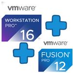 VMware Workstation 16 PRO + VMware Fusion Pro 12.1.0