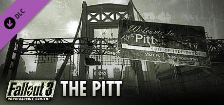 DLC Fallout 3 - The Pitt / STEAM KEY / GLOBAL