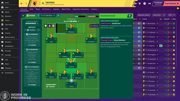 Football Manager 2020 | Steam Russia