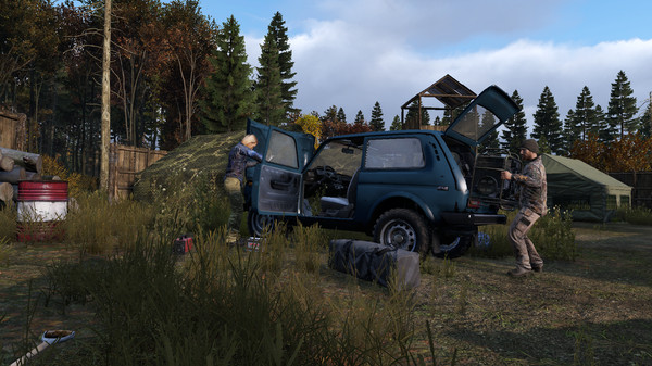 DayZ | Steam Russia