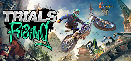 Trials Rising   Steam Россия