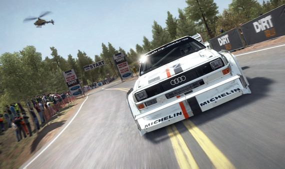 DiRT Rally | Steam Russia