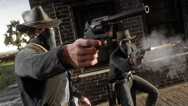 Red Dead Redemption 2 | Steam Russia