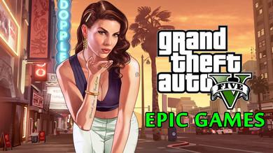 [EPIC GAMES] Grand Theft Auto V / GTA 5 [ГАРАНТИЯ 100%]
