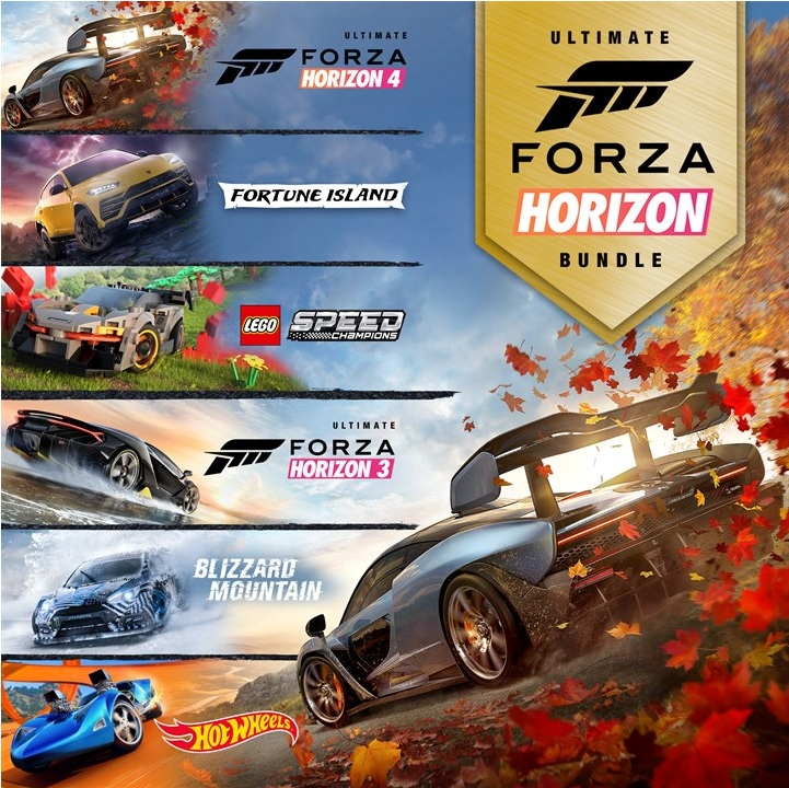 🥇Forza Horizon 4: Ultimate + ALL DLC, PC, Xbox🎮✔️