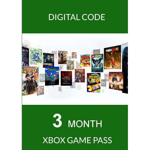 ✅XBOX GAME PASS🔑 3 month (RENEWAL)