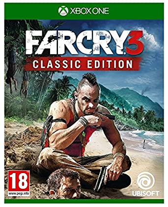 ✅ Far Cry 3 Classic Edition XBOX ONE 🔑KEY