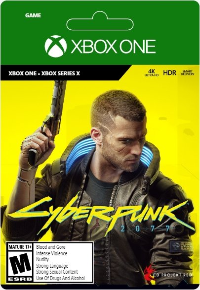 ✅ Cyberpunk 2077 XBOX ONE|X|S🔑 KEY