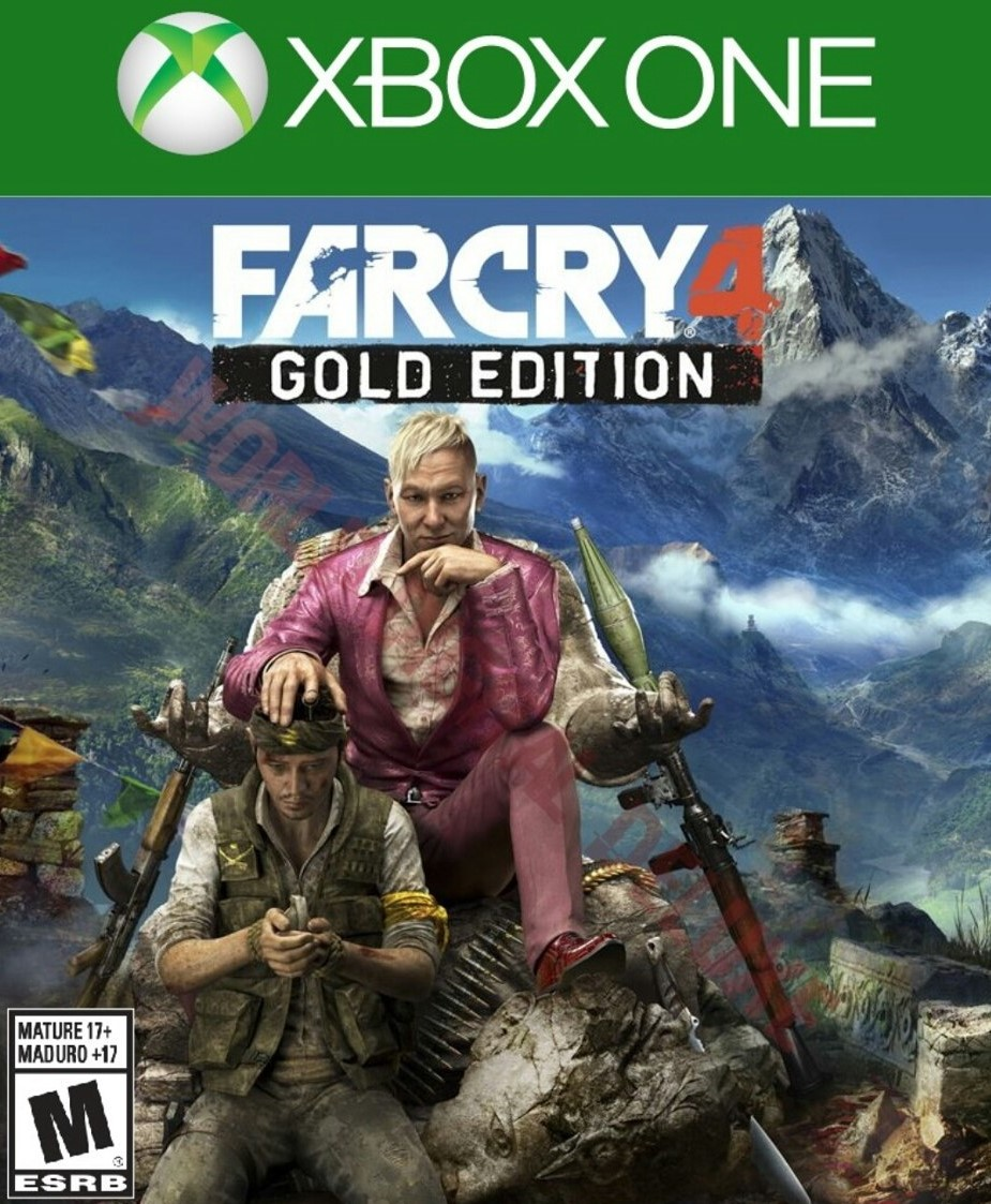 Фотография ✅far cry 4 gold edition xbox 🔑ключ