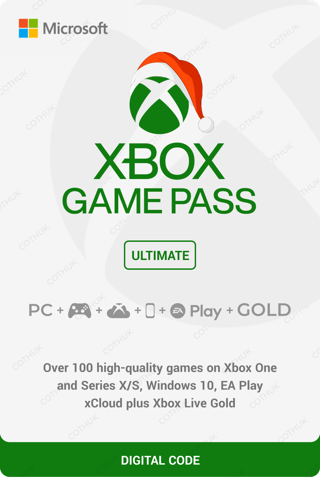 XBOX GAME PASS ULTIMATE 7 days + EA Play + Renewal