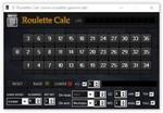 Roulette Calc