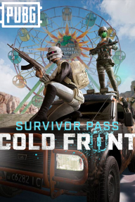 PUBG - Survivor Pass: Cold Front