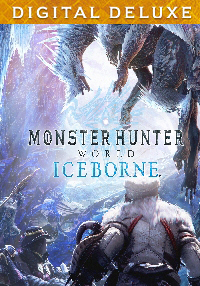 Monster Hunter World: Iceborne - Deluxe Edition