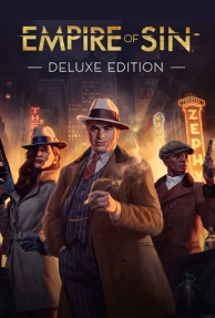 EMPIRE OF SIN DELUXE (STEAM) + БОНУС ПРЕДЗАКАЗА
