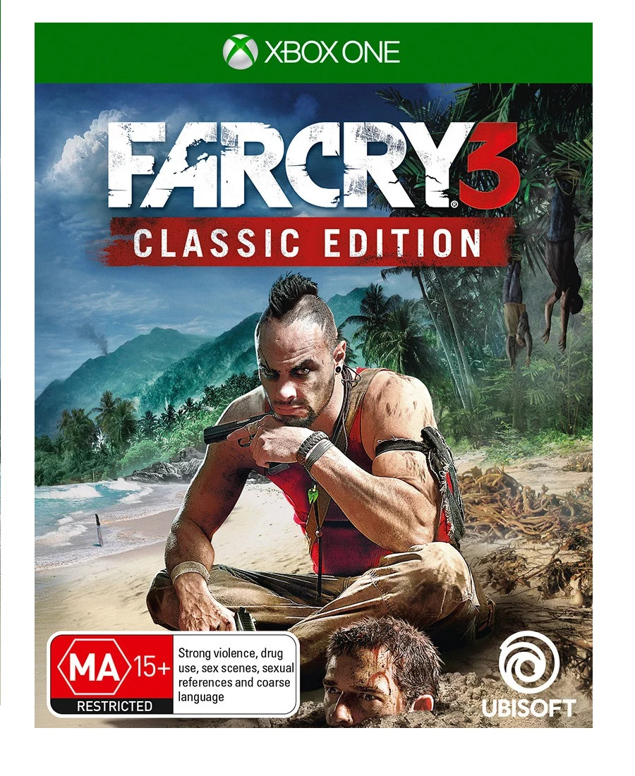FAR CRY 3 CLASSIC EDITION XBOX ONE & SERIES X|S🔑KEY
