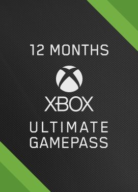 XBOX GAME PASS ULTIMATE 12 MONTHS🌎GLOBAL (VPN)