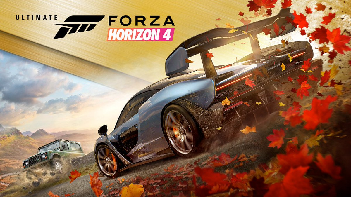 FORZA HORIZON 4 ULTIMATE XBOX ONE-WIN10🌎GLOBAL (VPN)