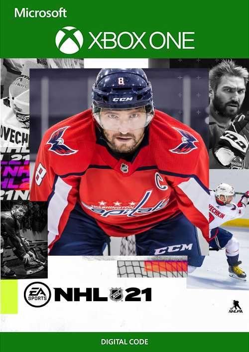 NHL 21 STANDART XBOX ONE & XBOX SERIES X|S 🔑КЛЮЧ