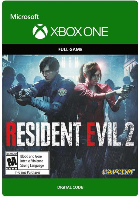 RESIDENT EVIL 2 XBOX ONE & SERIES X|S🔑KEY