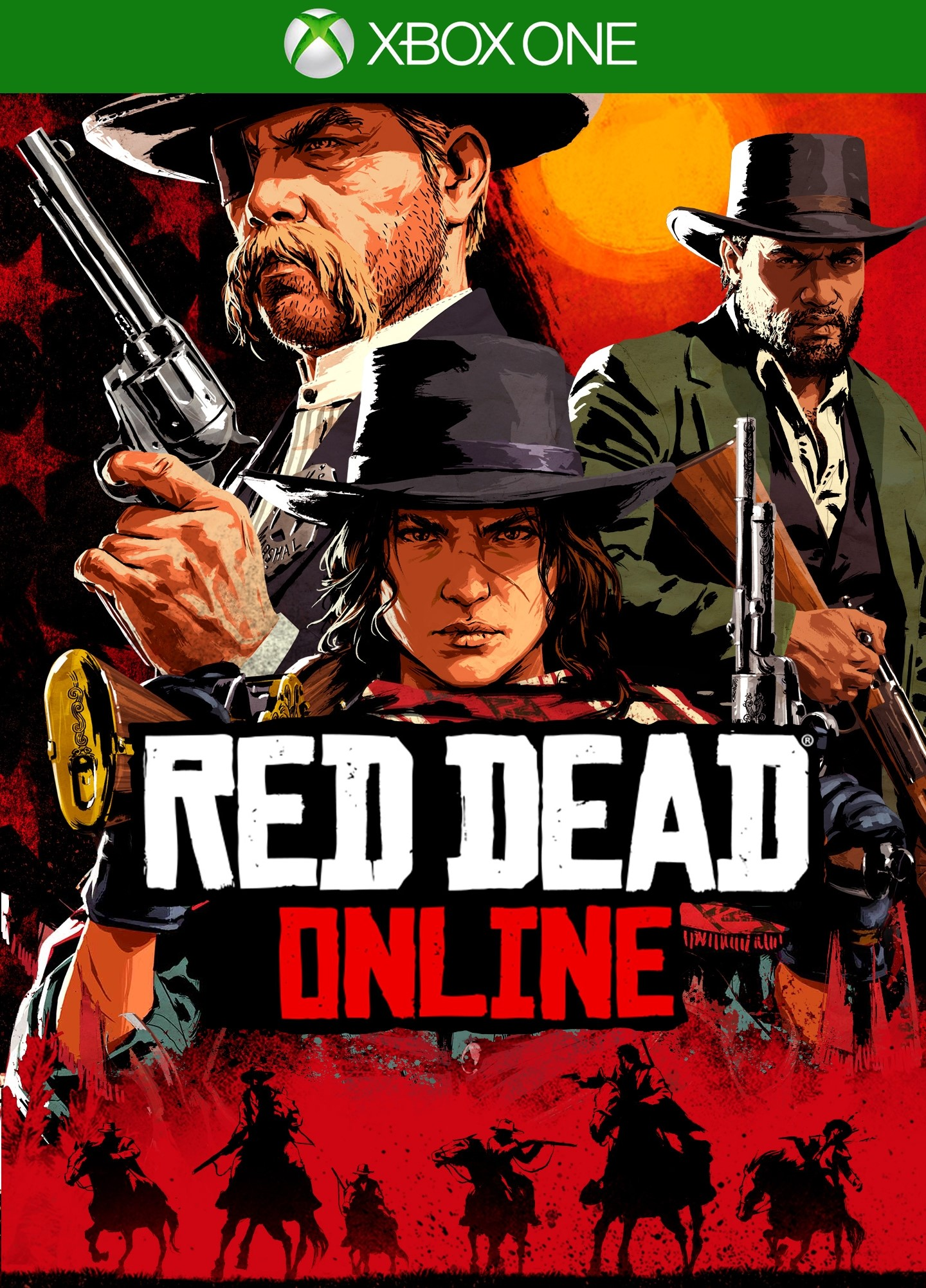 RED DEAD ONLINE XBOX ONE & SERIES X|S 🔑КЛЮЧ