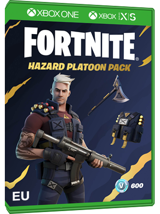FORTNITE - HAZARD PLATOON PACK XBOX🔑KEY