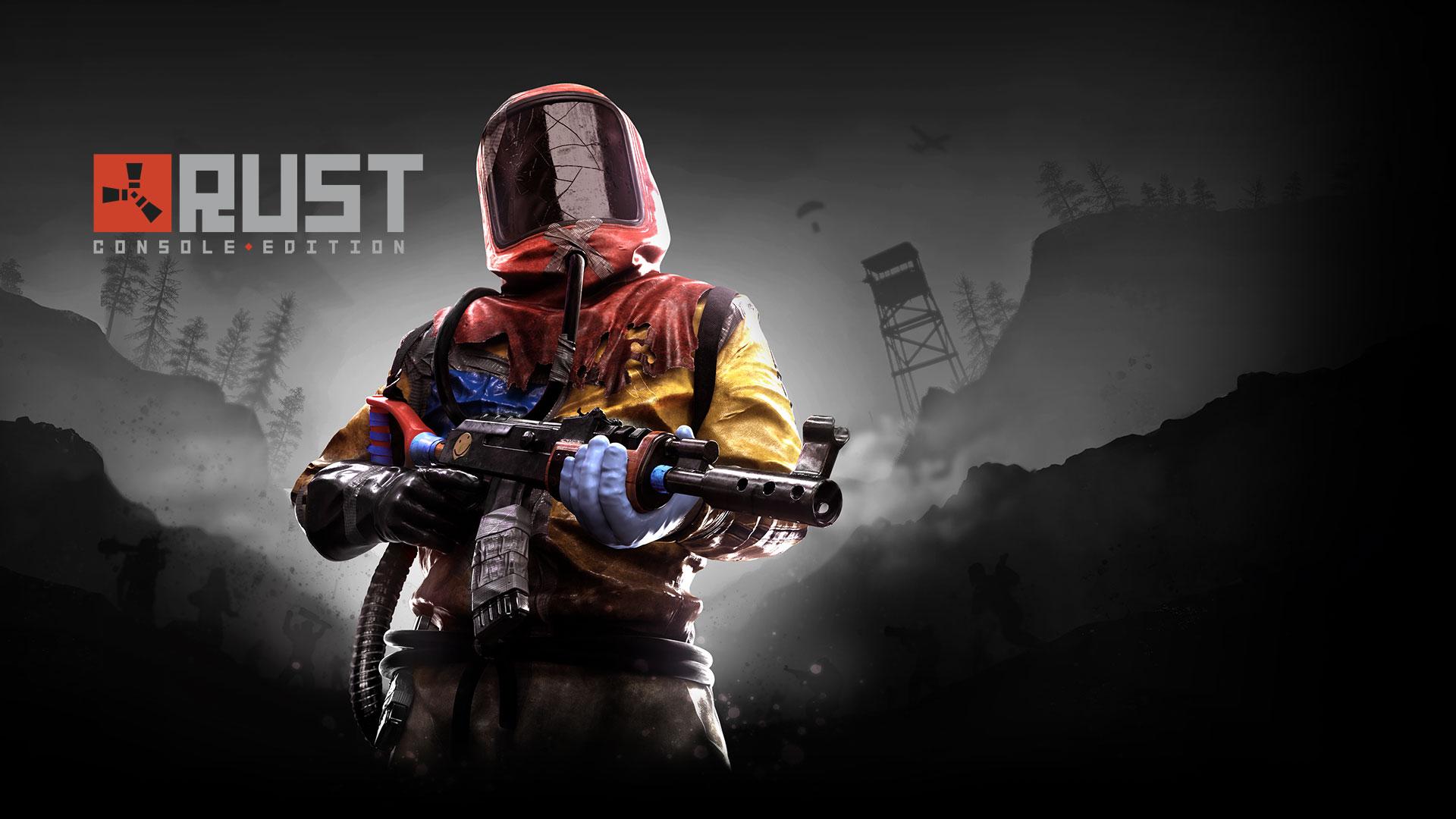 Фотография rust console edition xbox one & series x|s🔑ключ