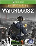 WATCH DOGS®2 - GOLD EDITION XBOX ONE & SERIES X|SКЛЮЧ