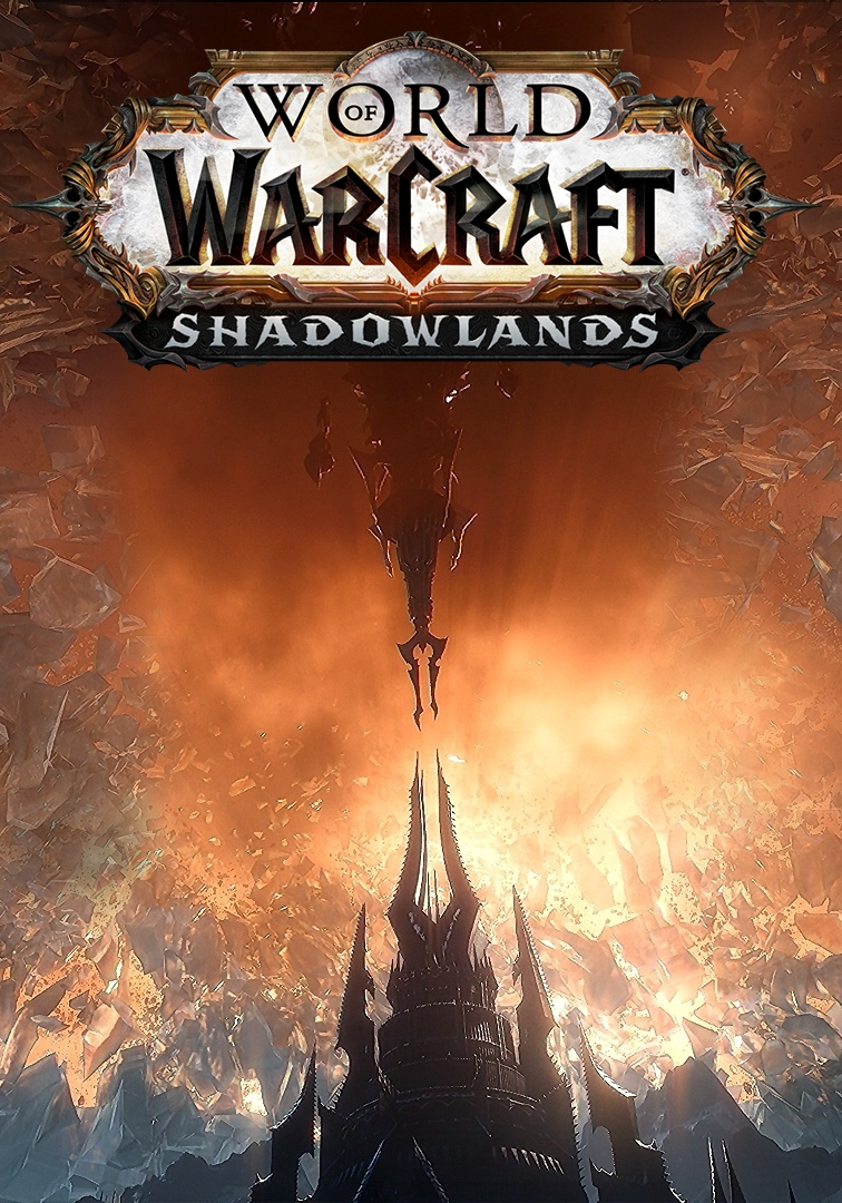 World of Warcraft: Shadowlands - Base Edition (US/NA)⭐