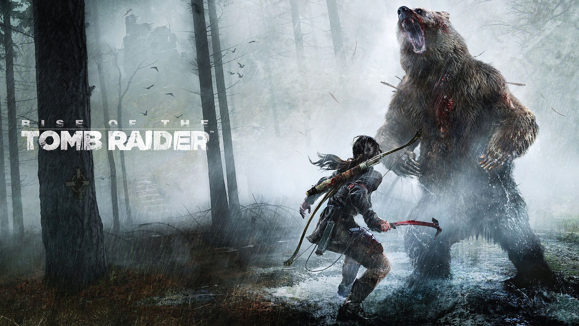 Rise Of The Tomb Raider (steam) Day 0 Edition + Bonuses
