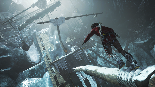 Rise Of The Tomb Raider (steam) Day 0 Edition + БОНУСЫ