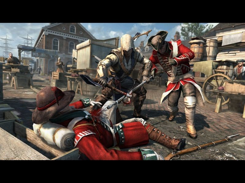 Assassins Creed 3 Special Edition (RegFree)