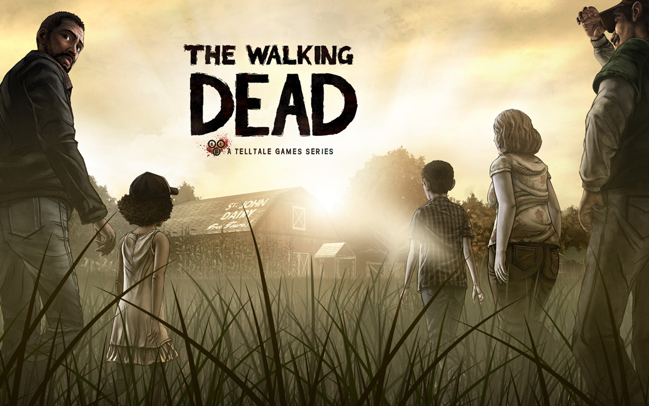 The Walking Dead (steam)  Key  / Region Free / GLOBAL