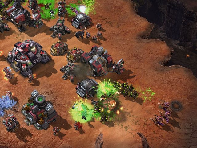 StarCraft 2: Wings of Liberty RU