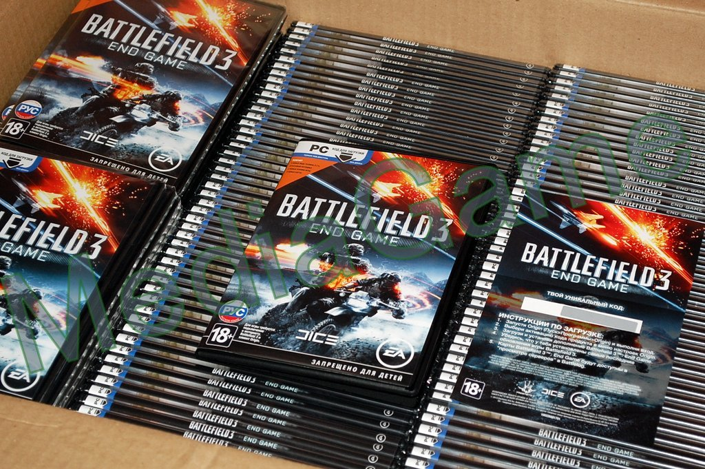 Battlefield 3: End Game (Origin) + СКИДКИ