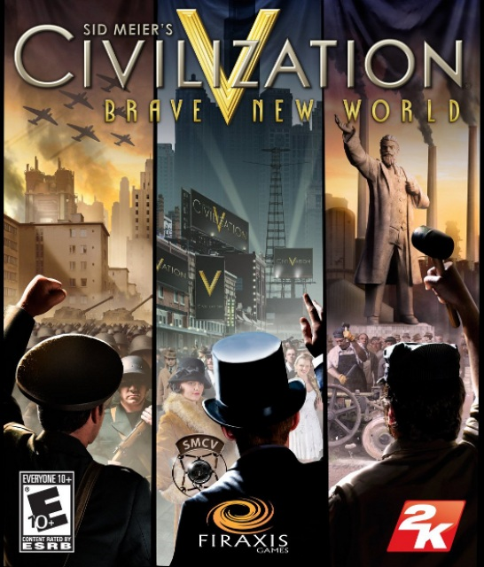 Civilization V 5: Brave New World (Дивный новый мир)