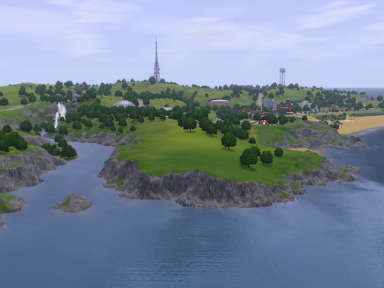 The Sims 3 (Region Free)