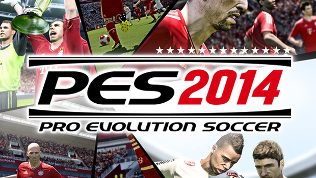 Pro Evolution Soccer 2014 (PES 2014) + DISCOUNT + GIFT
