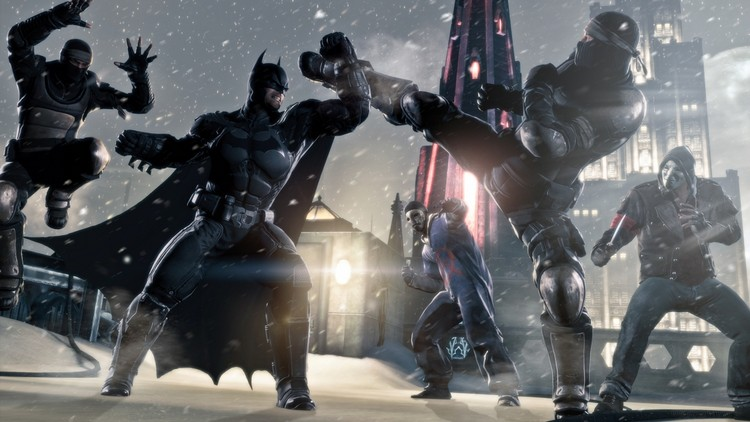 Batman: Arkham Origins (steam) + DLC* + СКИДКИ